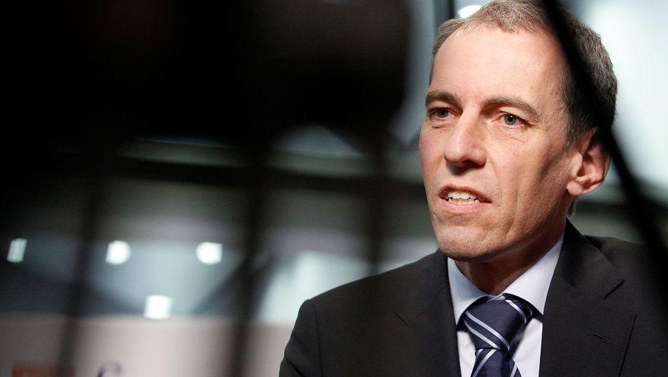 Patrick Raaflaub, Direktor der Eidgenössischen Finanzmarktaufsicht: Parallelen zum Libor-Skandal?