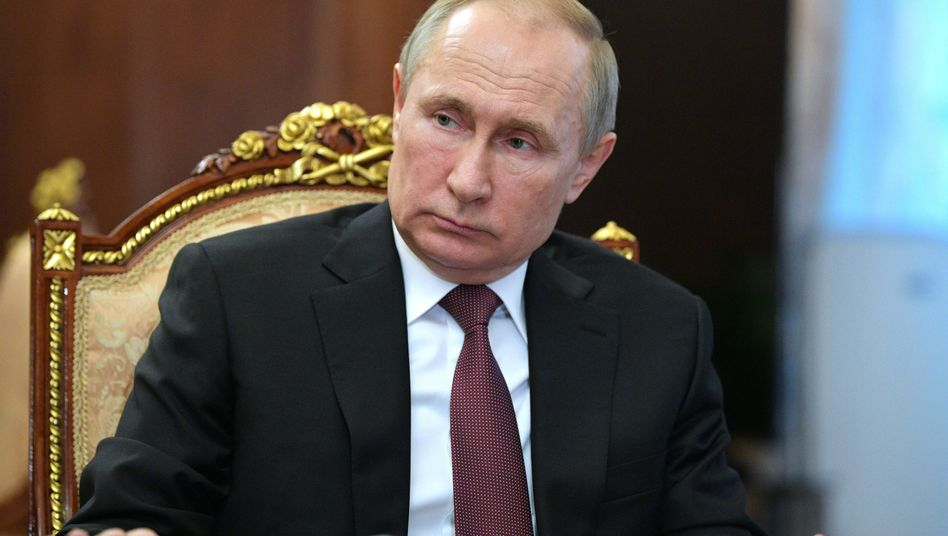 Wladimir Putin hat Naama Issachar begnadigt