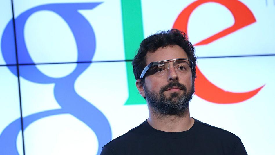 Google-Mitgründer Sergey Brin