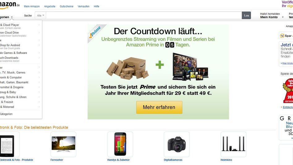 Amazon Video Angebot