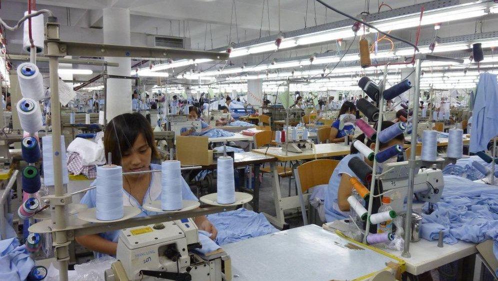 Billiglohnland Vietnam: Konkurrenz für China