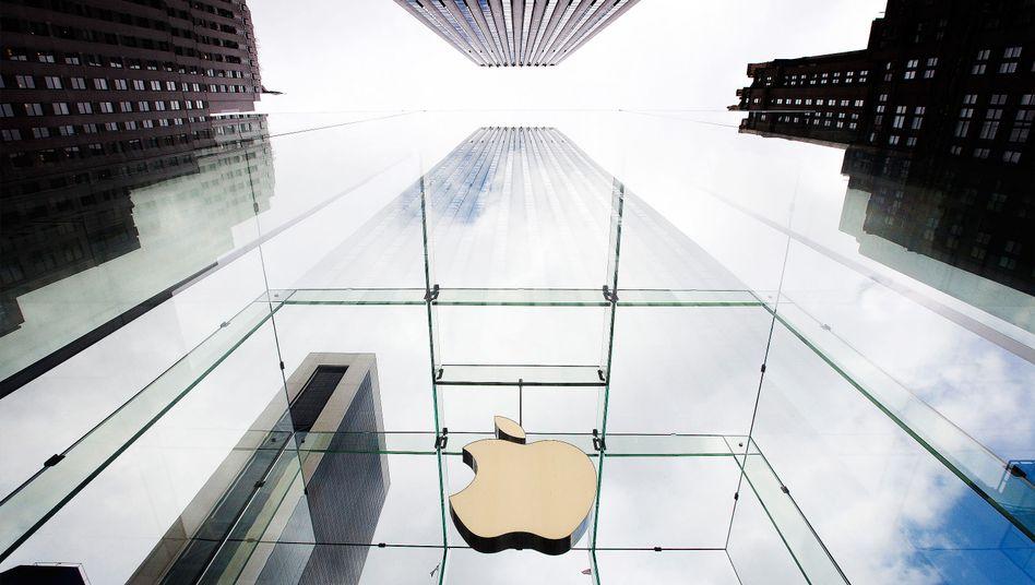 Apple Store in New York: Umstrittene Dienstleistung für Mitarbeiterinnen