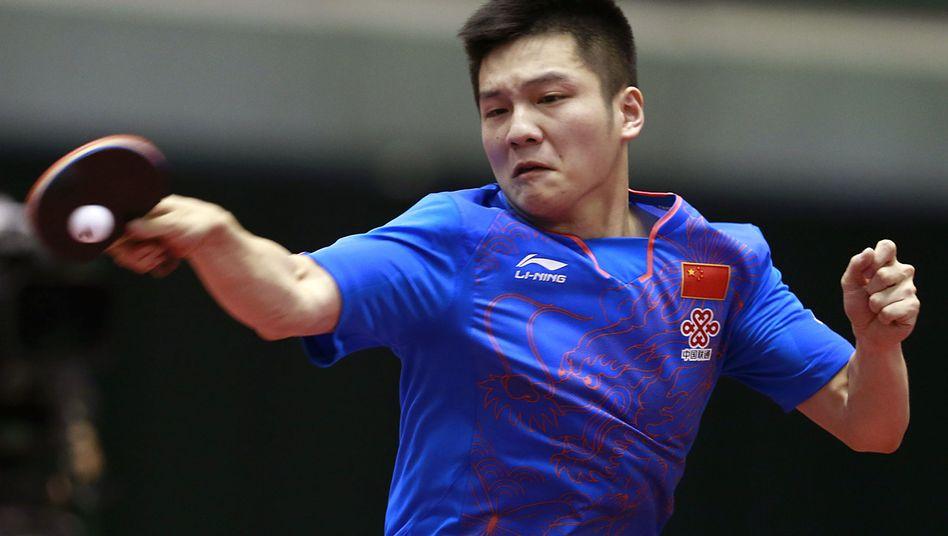 China Open Tischtennis