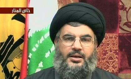 Nasrallah bei Fernsehansprache: Keine Hisbollah-Entwaffnung zum gegenwärtigen Zeitpunkt.