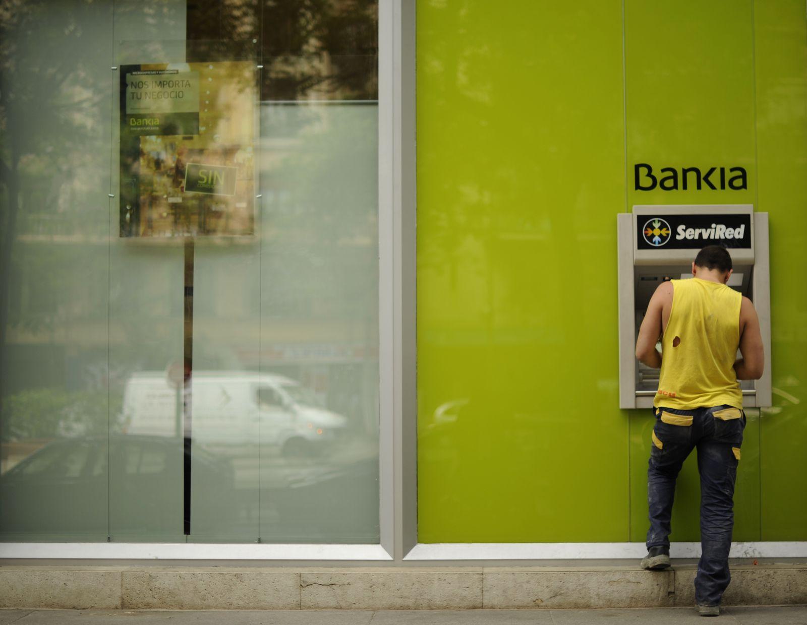 SPAIN-EUROPE-BANKING-BANKIA
