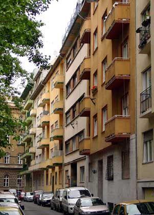 """Budapester Fejér-Straße: """"Schon eine Leistung in so kurzer Zeit"""""""