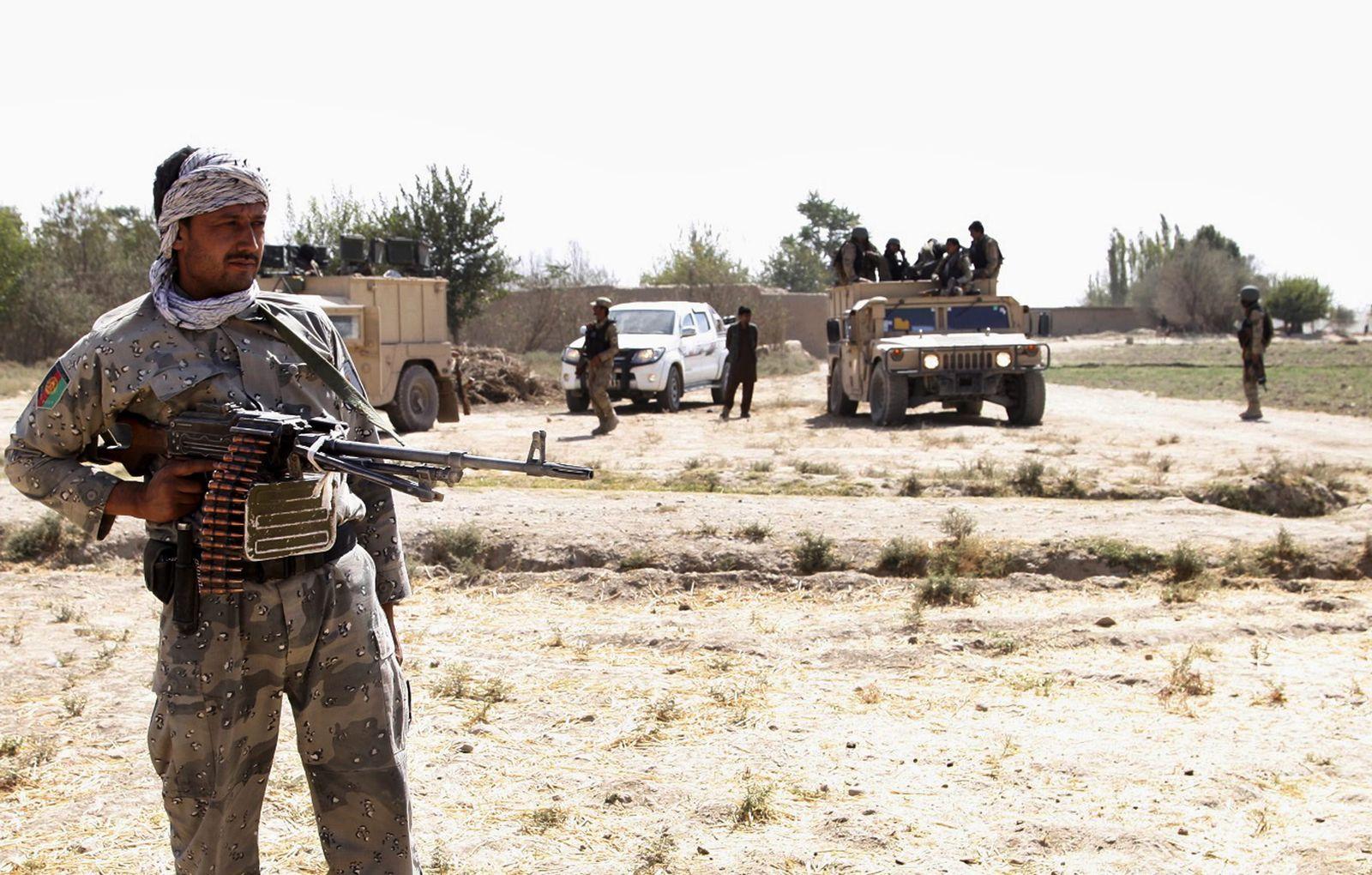 Kunduz / Afghanistan