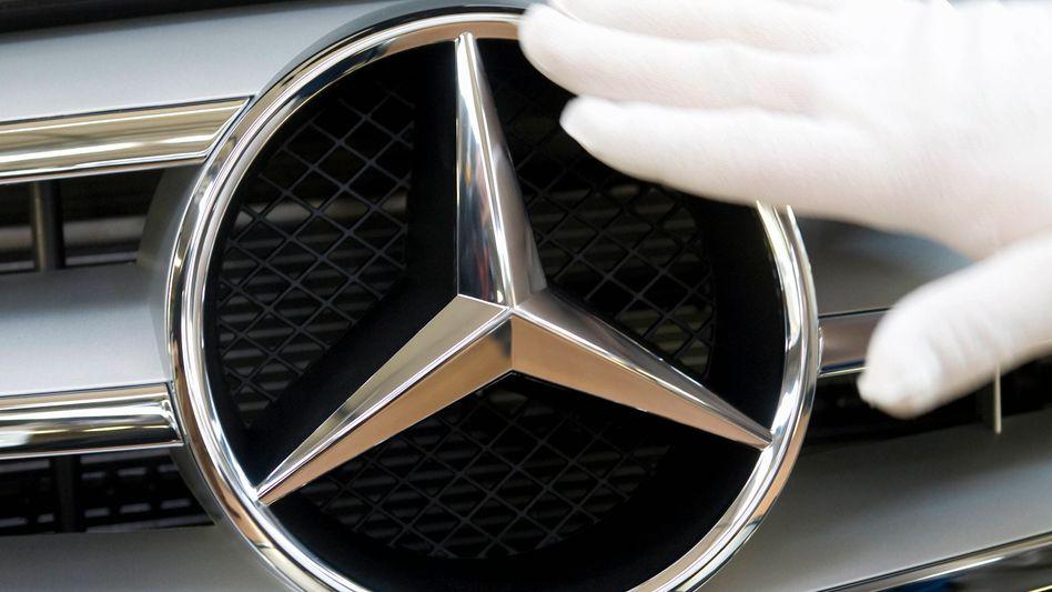Daimler: Deutschlands Autohersteller feiern Exportzahlen