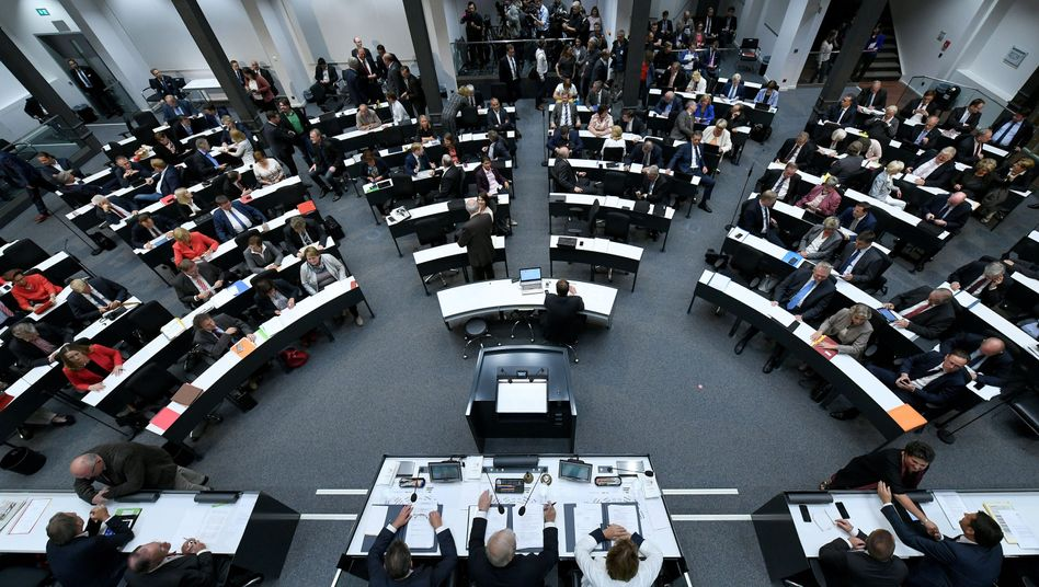 Niedersächsischer Landtag (Archivbild August 2017)