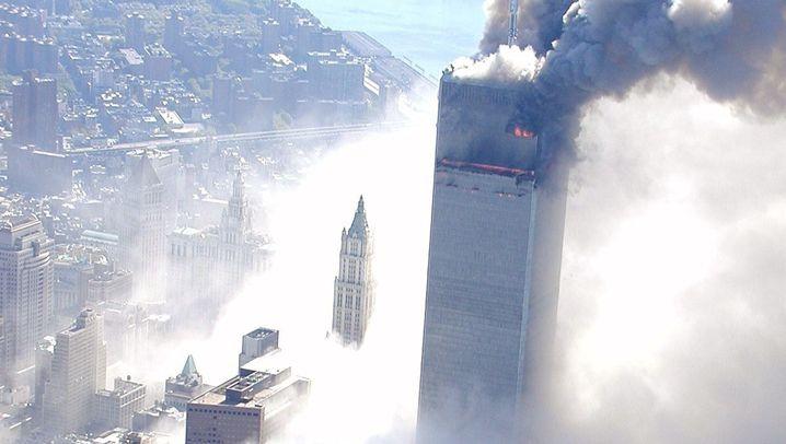 Anschläge von 9/11: Geheime Bilder des Grauens