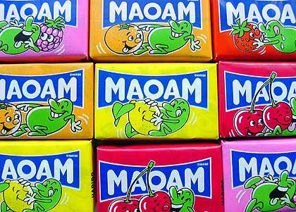 """Maoam-Motive: """"Polyamoröse Praktiken"""""""