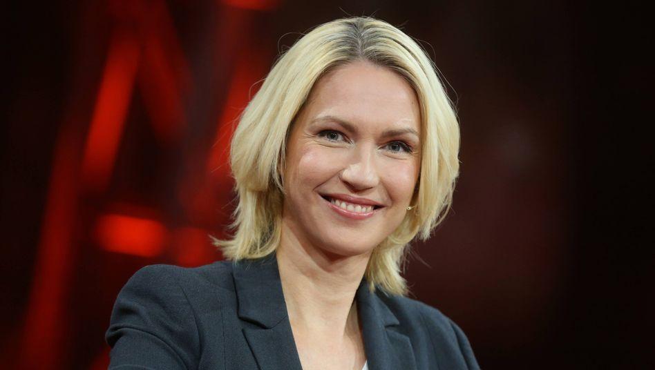 Ministerin Manuela Schwesig: Erklärte gern und ausführlich den Kontext