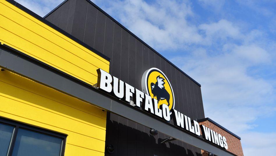 """""""Buffalo Wild Wings""""-Restaurant (Symbolbild): """"Ich sagte ihnen, wir sind nicht das Problem"""""""