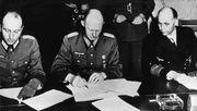 Wie der Zweite Weltkrieg in Europa endete