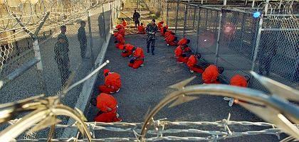 Häftlinge in Guantanamo: Wolfgang Schäuble sieht die Verantwortung bei der US-Regierung