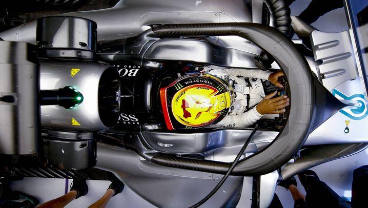 Formel 1: Von Flügeln und Flossen
