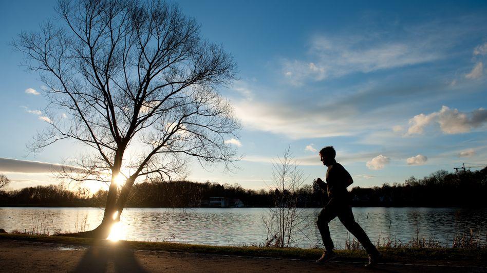 """Sport am Morgen: """"Niemand weiß sicher, ob das Wohlbefinden beim Sport von Endorphinen ausgelöst wird"""""""