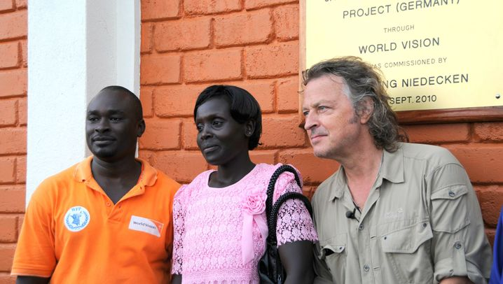 """Niedecken in Afrika: """"Ist das mit Brimborium?"""""""