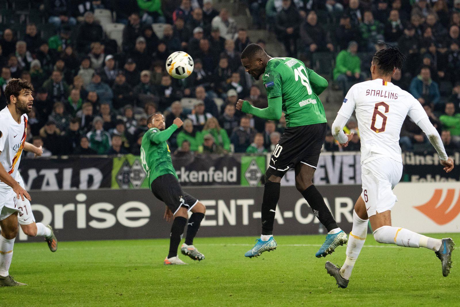 Borussia Mönchengladbach - AS Rom