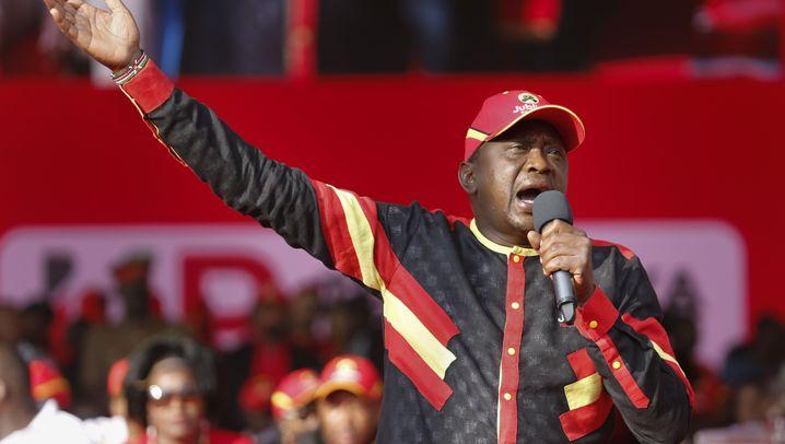 Parlaments- und Präsidentschaftswahl: Kenia hält den Atem an