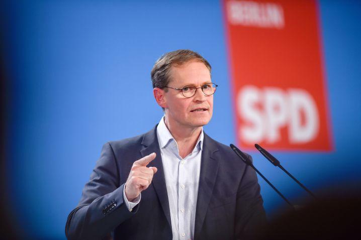 Michael Müller (Archivbild)