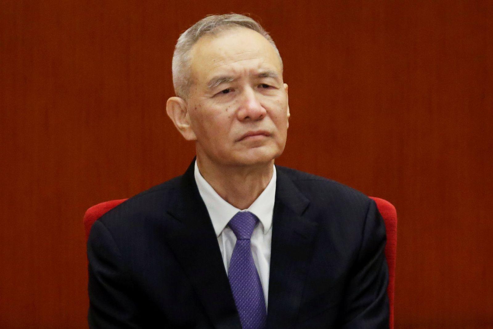 Auslandspolitiker 2018/ Liu He