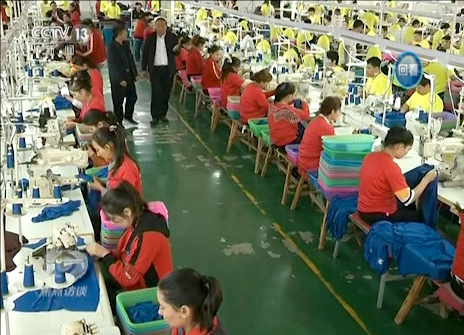 China US Forced Labor
