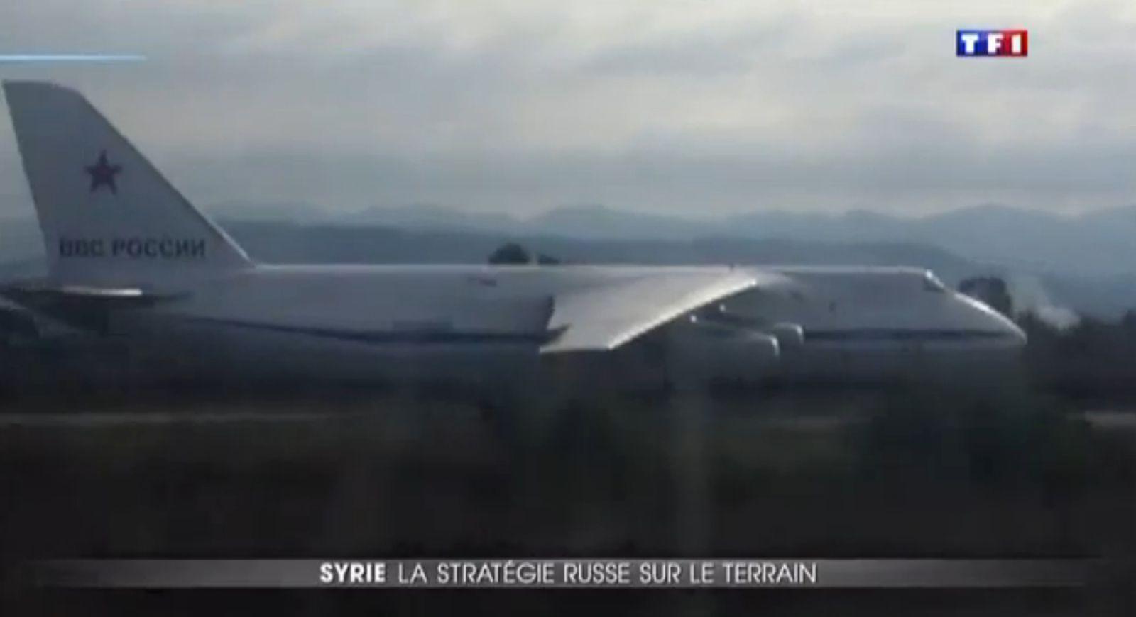 NUR ASL ZITAT Screenshot Russisches Militär/ Syrien/ TFi