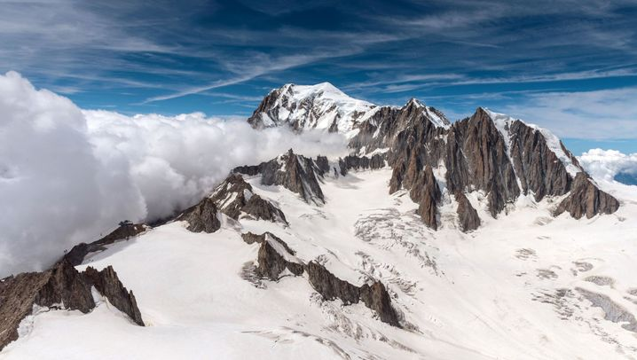 Mont Blanc: Der höchste Berg der Alpen