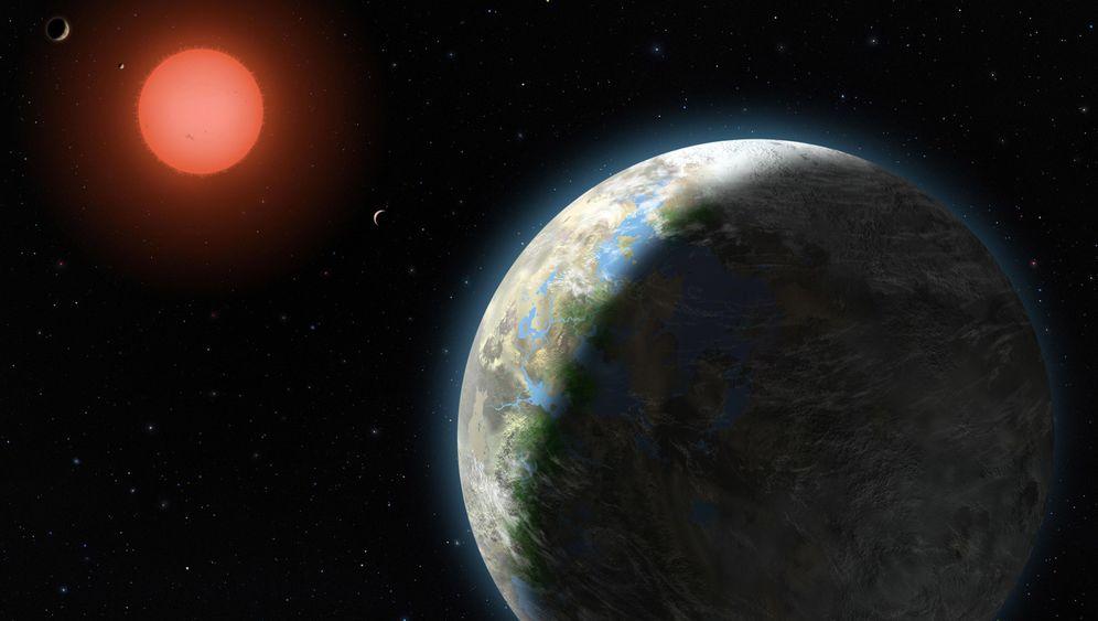 Exoplaneten: Kontroverse um zweite Erde
