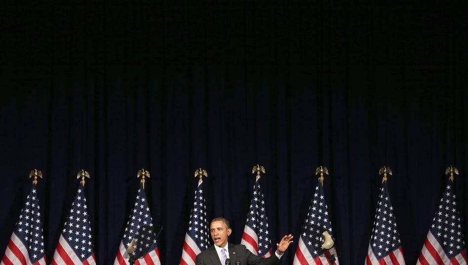 Warnung an Russland: Obamas leere Ukraine-Drohung