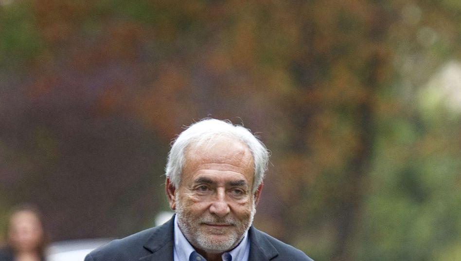 Strauss-Kahn: Angriff des vermeintlichen Opfers