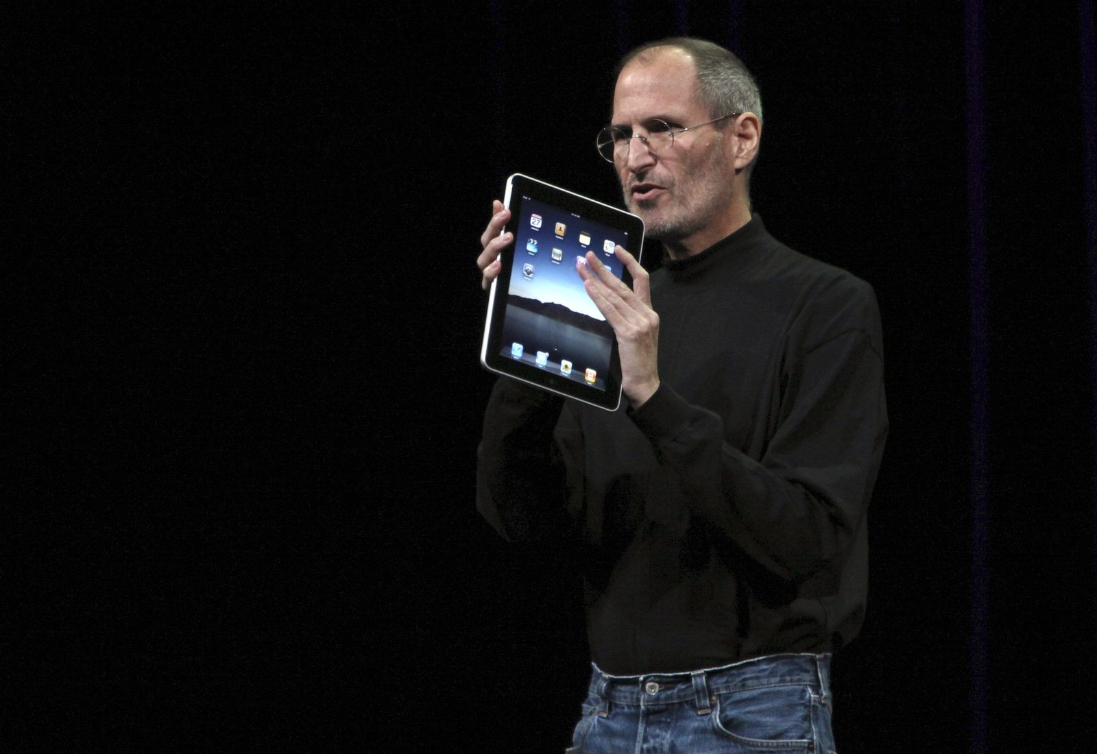 Apple Tablet / Präsentation
