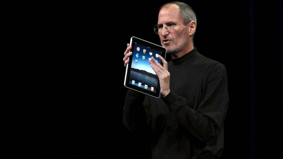 Could Steve Jobs work his magic on the Middle East?