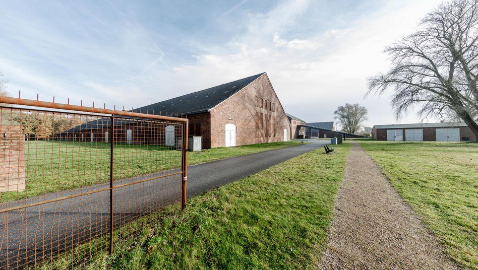 Das ehemalige Konzentrationslager Neuengamme: In einem Außenlager des KZ soll der Mann 1945 gearbeitet haben