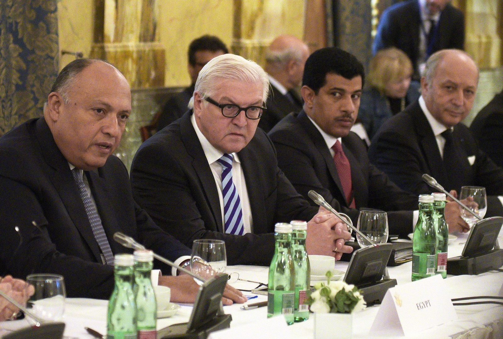 Syria conference in Vienna attempts to find solution to conflict