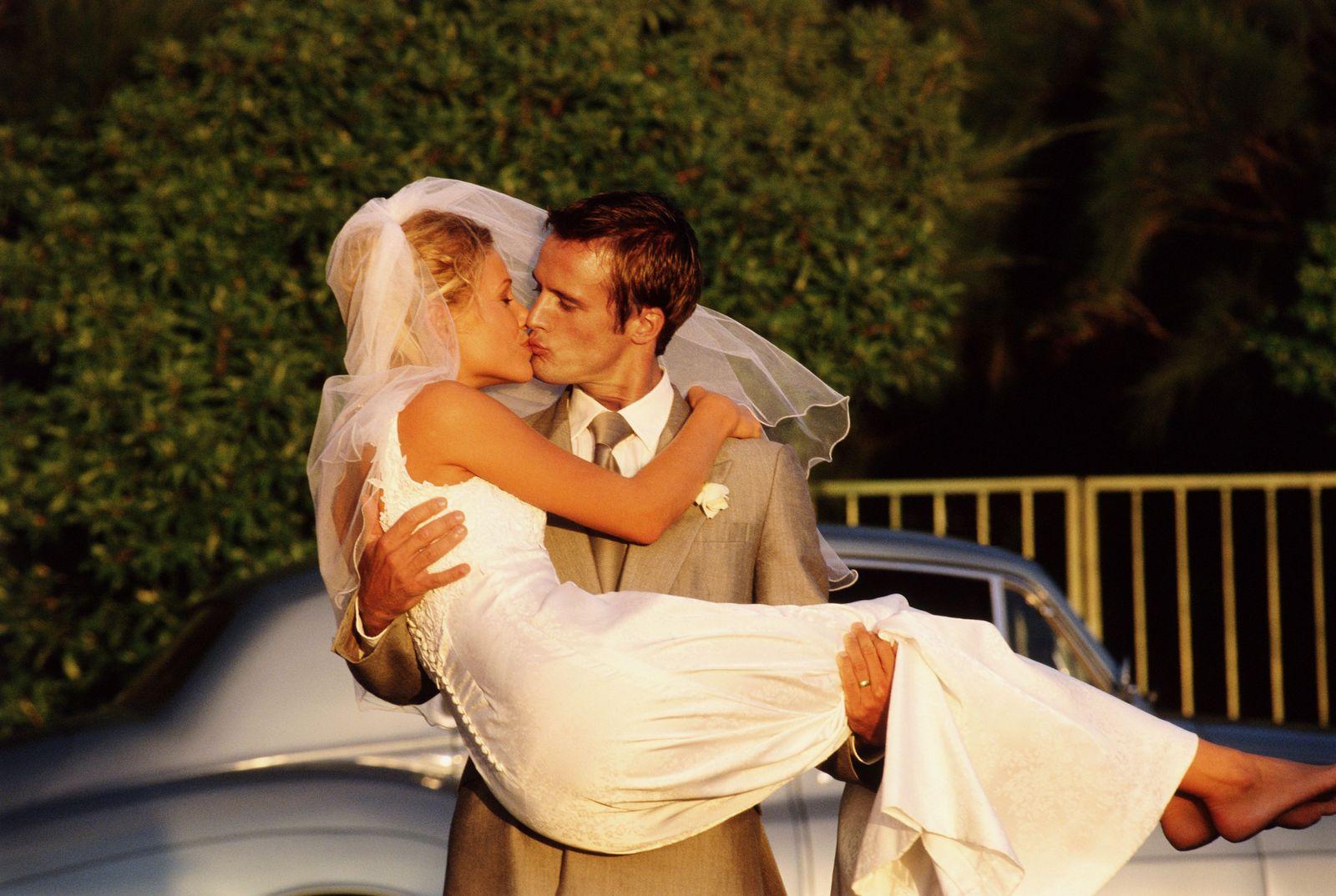 NICHT MEHR VERWENDEN! - Brautpaar