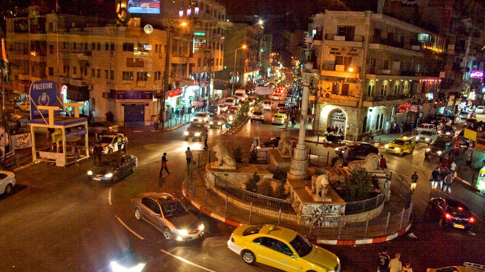 Partystadt Ramallah: Tanz den NGO-Praktikant