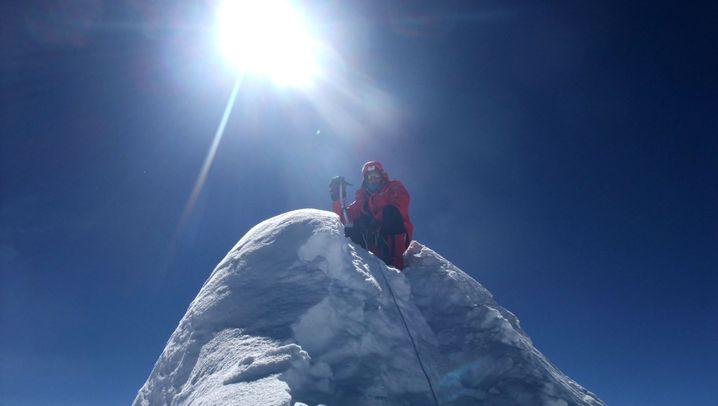 Extremsportler Böhm: Wenn der Berg ruft