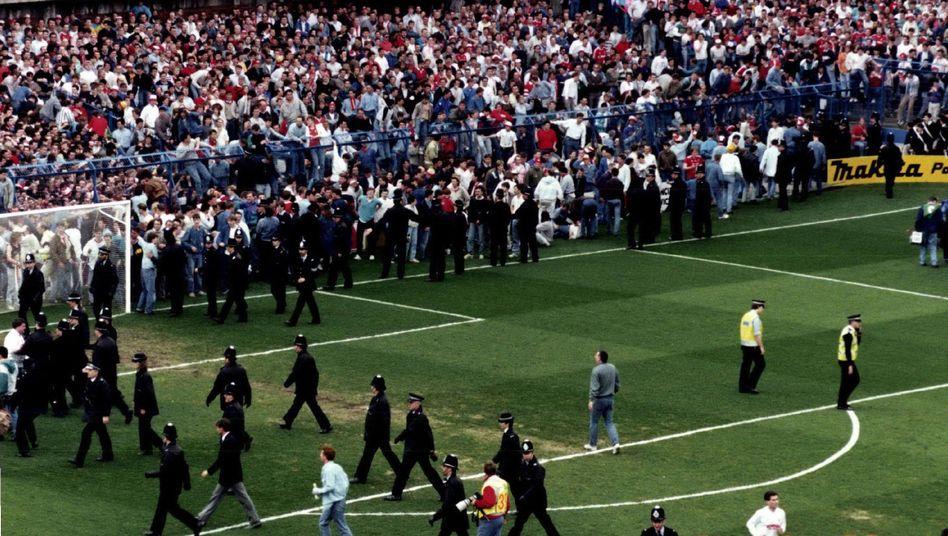 Die Hillsborough-Katastrophe: 96 Menschen starben