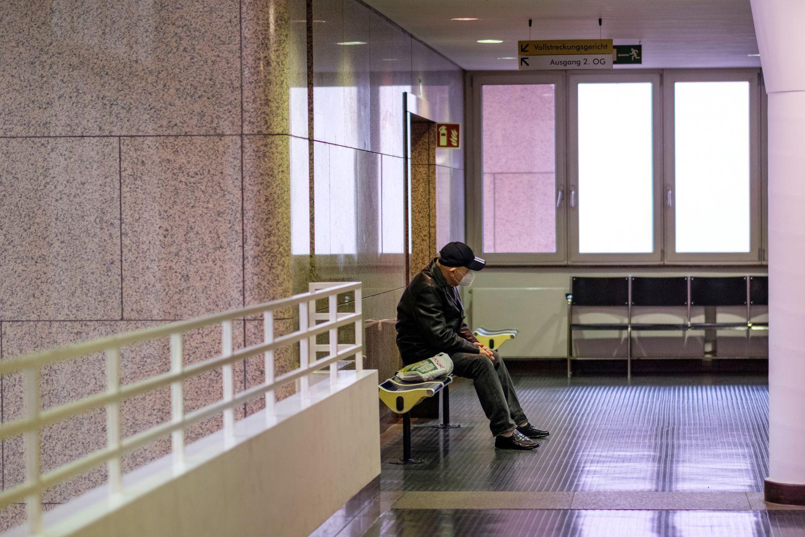 74-Jähriger wegen Aussetzung vor Gericht