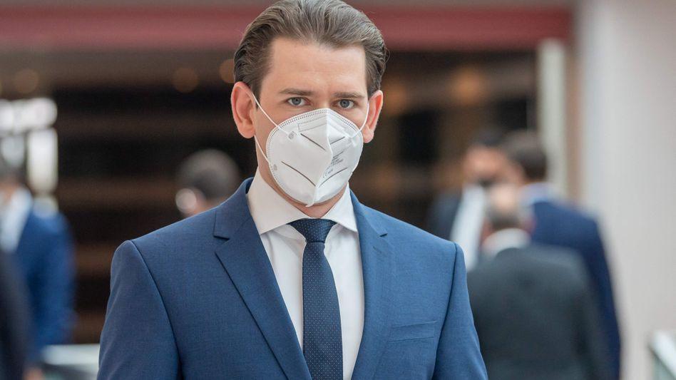Sebastian Kurz: »Was ich hoffe ist, dass die Quarantäne-Regelungen bald aufgehoben werden«