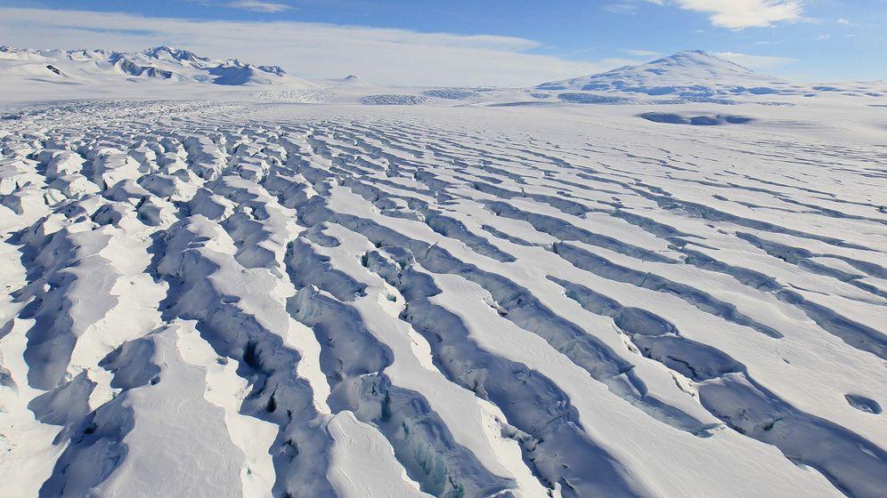 Antarktis: Aus der Wärme in die Kälte
