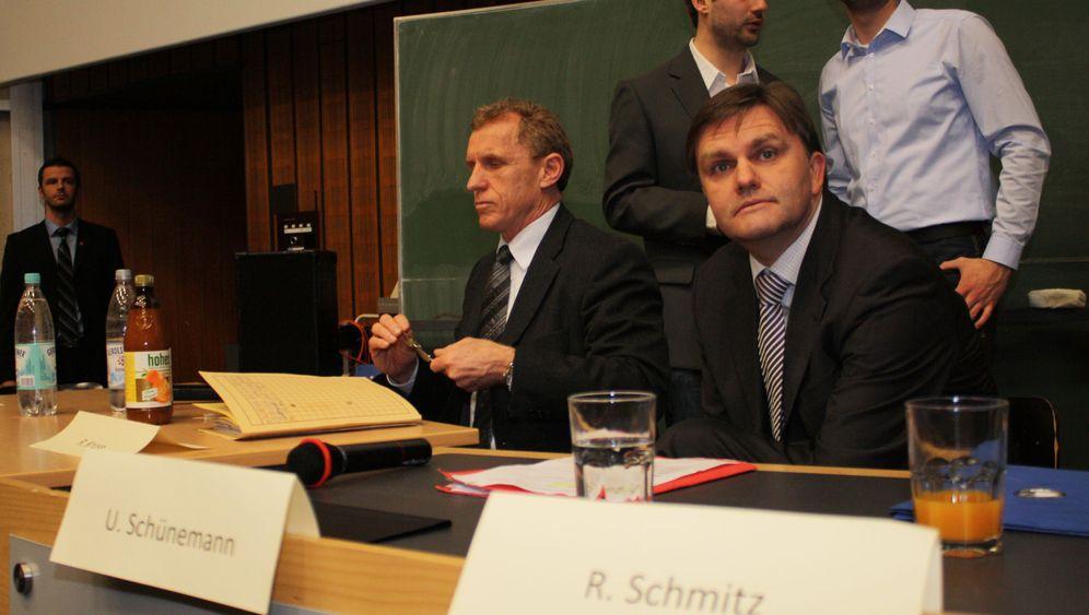 Innenminister zu Besuch: Gewalteskalation an Uni Göttingen