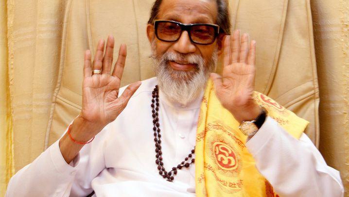 "Bal Thackeray: Sie nannten ihn ""Sahib"""