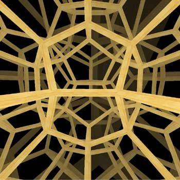 Spiegelsaal-Effekt: Suche nach identischen Mikrowellen-Mustern