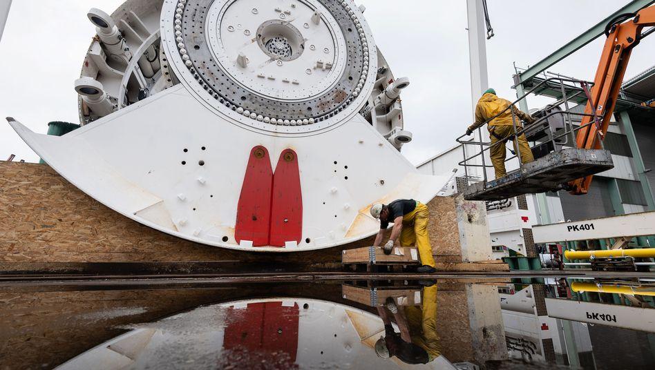 Maschinenbauer in Schwanau: Die Stimmung der deutschen Wirtschaft hellt sich auf