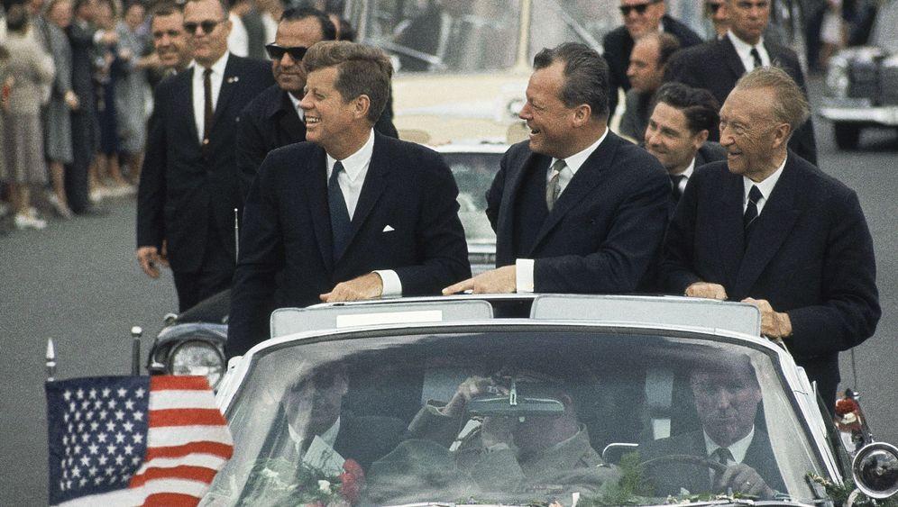 Willy Brandt: Kleine Hilfe unter Freunden