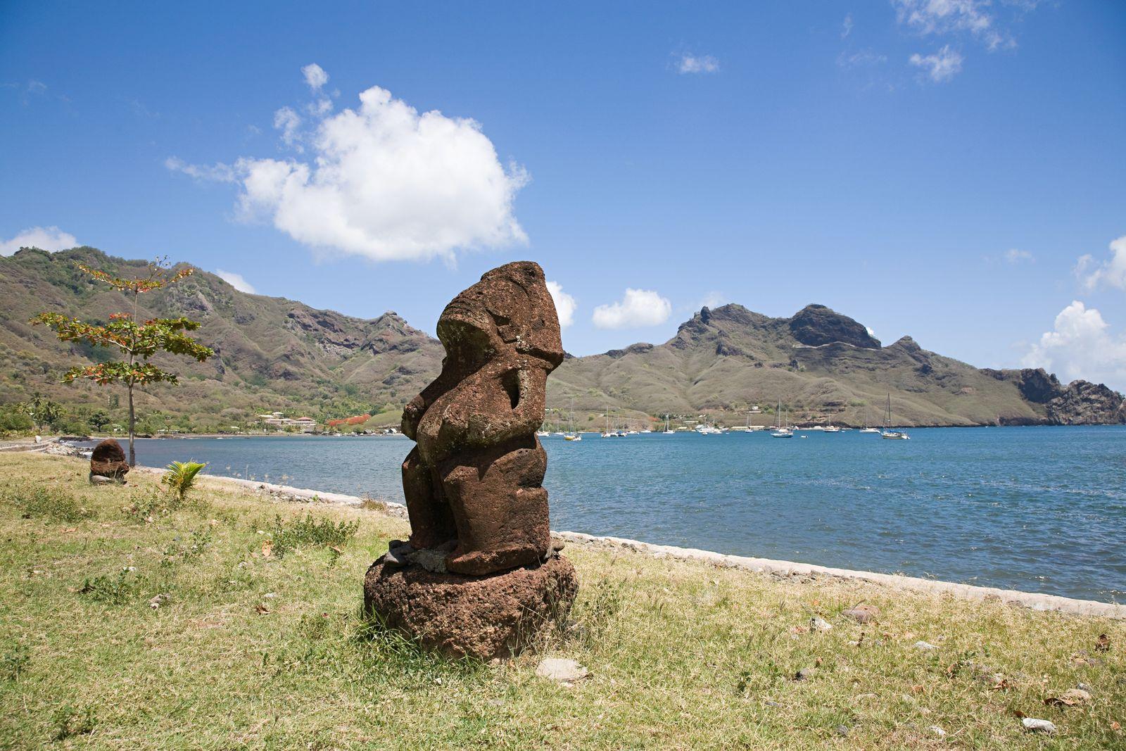 NICHT MEHR VERWENDEN! - Polynesien/ Nuku Hiva