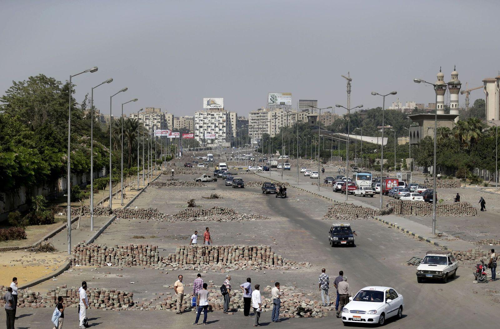 Ägypten Marsch der Millionen